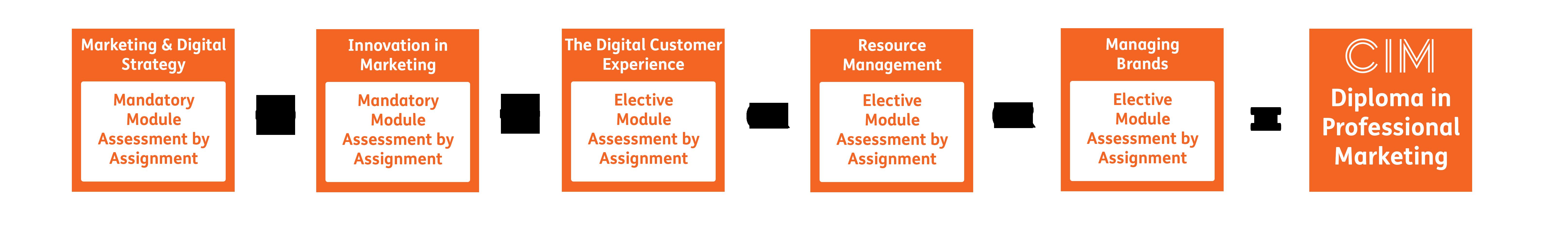 CIM Level 6 Diploma in Professional Marketing