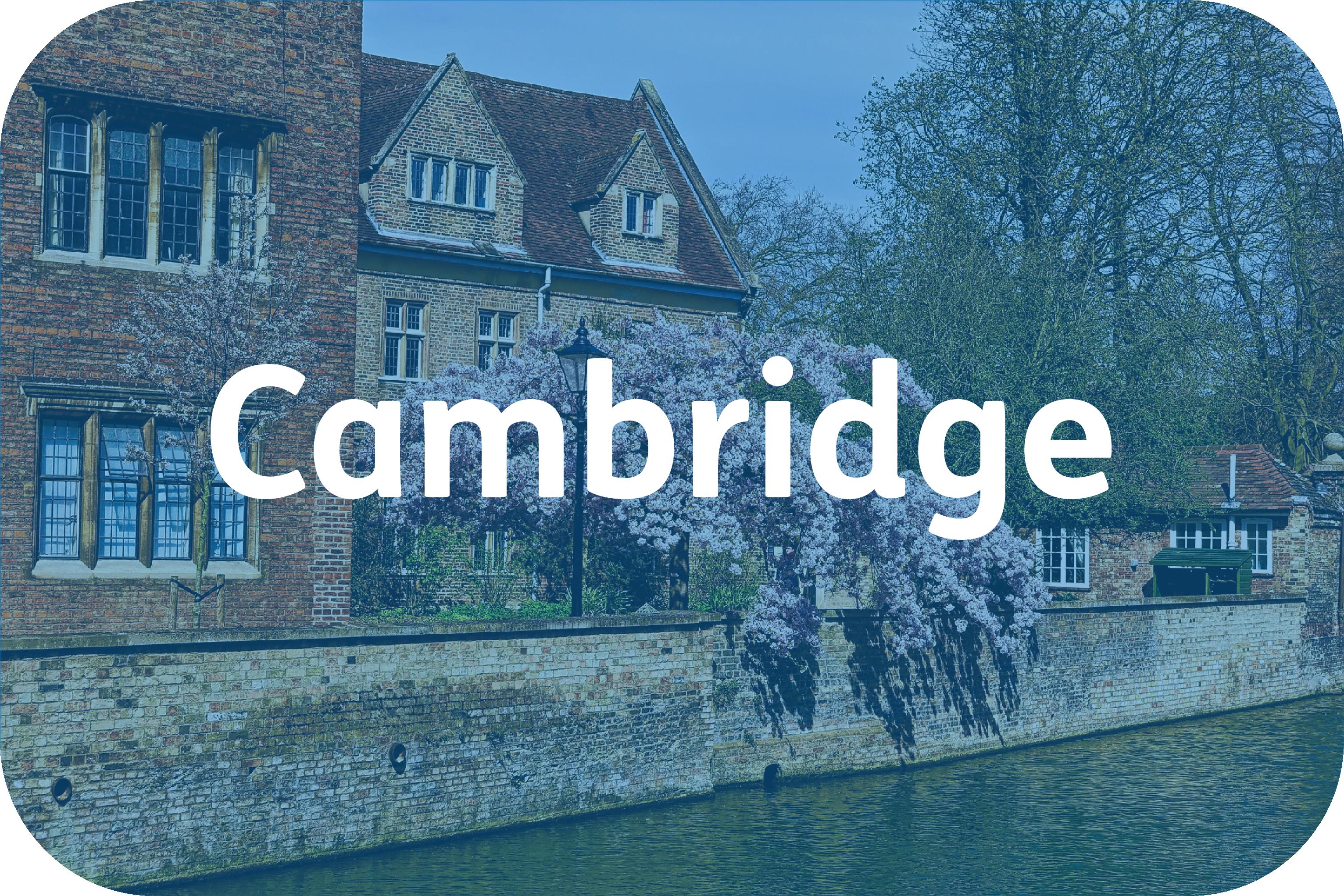 Cambridge Workshops